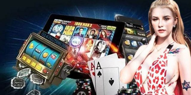 Get Rich Just by Playing Online Slot Gambling